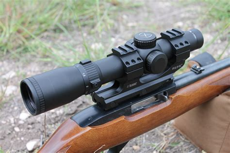 Best Scope For 22 Tcm Rifle