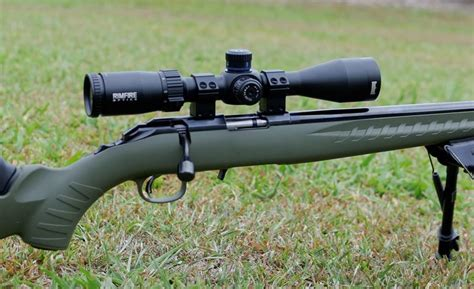 Best Scope For A 22 Target Rifle
