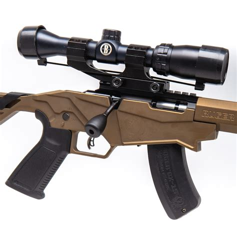 Best Scope For Ruger Precision Rimfire Rifle