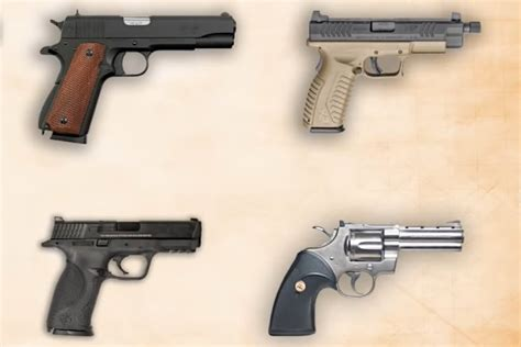 Best Self Defense Handgun Calibers