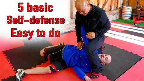 Best Self Defense Move Ever Youtube