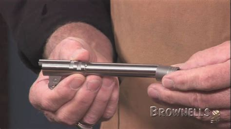 Best Seller Ed Brown 1911 Drop In Match Barrels Brownells Reviews Check Price