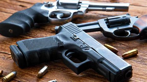 Best Selling Handguns In The Us