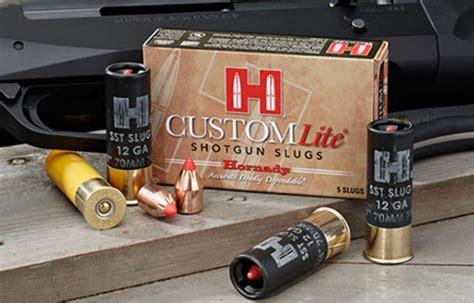 Best Shotgun Ammo For Deer Hunting