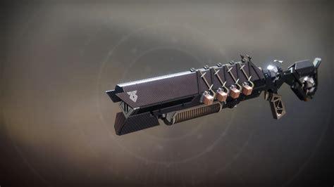 Best Shotgun Destiny 2 Forsaken Pvp