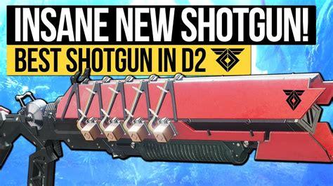 Best Shotgun Destiny 2 Warmind