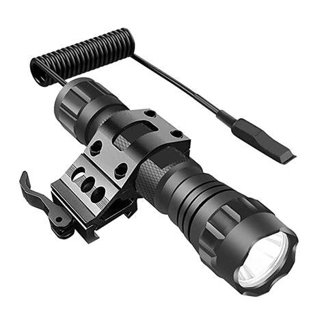 Best Shotgun Flashlight With Pressure Switch