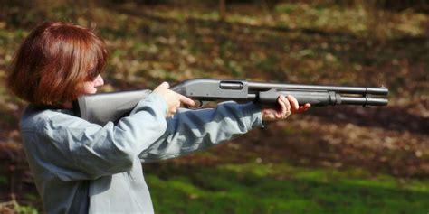 Best Shotgun For Home Defense Woman