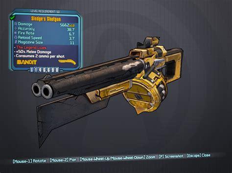 Best Shotgun Gaige Borderlands 2