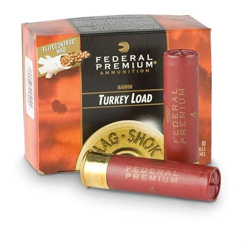 Best Shotgun Load For Turkey