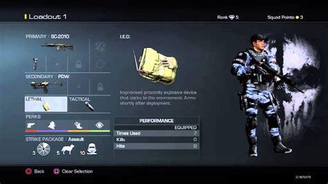 Best Shotgun Loadout Cod Ghosts