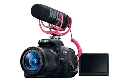 Best Shotgun Mic For Canon T5i