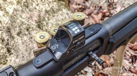 Best Shotgun Optic