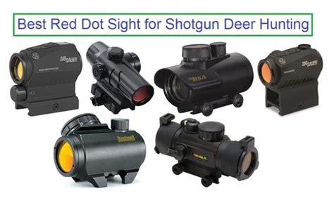 Best Shotgun Sights For Deer Hunting