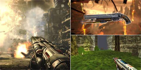 Best Shotguns In Games