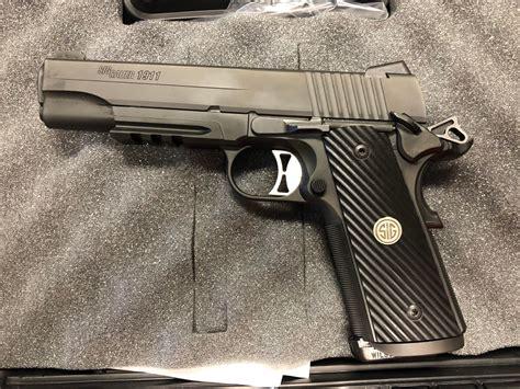 Best Sig Sauer Handgun To Own