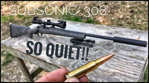 Best Silencer For 308 Rifle