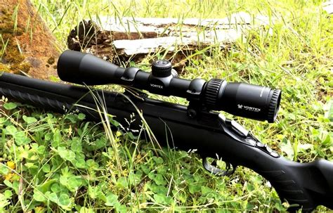 Best Single Power Scope For 308 Hunting Rifle