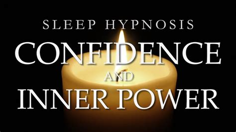 Best Sleep Hypnosis For Confidence