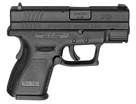 Best Small 40 Handgun 2016
