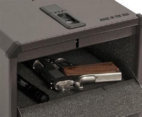 Best Small Safe For Handguns