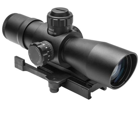 Rifle-Scopes Best Smallest Rifle Scope.