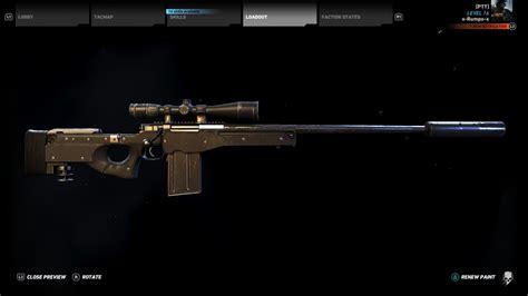 Best Sni0per Rifle In Wildlands 2019