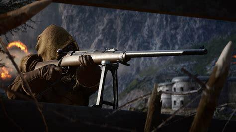 Best Sniper Rifle Battlefield One
