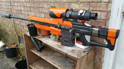 Best Sniper Rifle Build