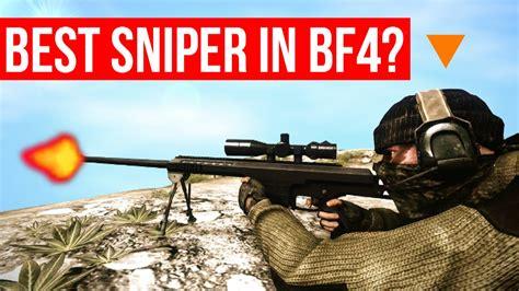 Best Sniper Rifle In Bf4