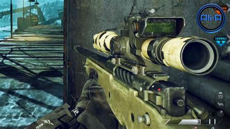 Best Sniper Rifle In Cod Ghosts