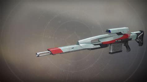 Best Sniper Rifle In Destiny 2017