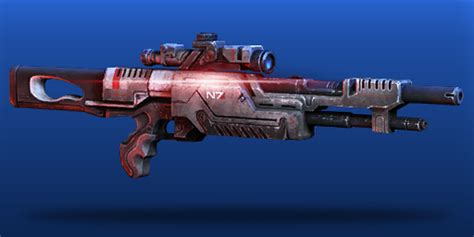 Best Sniper Rifle In Mass Effect 3 Single Player