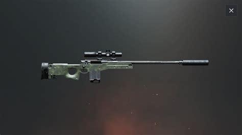 Best Sniper Rifle In Pubg