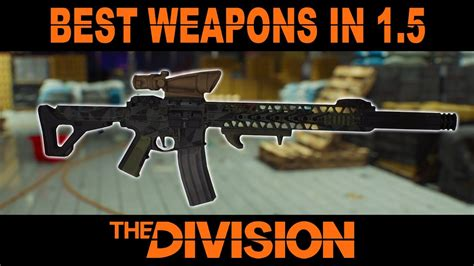 Best Sniper Rifle In The Division 1 5