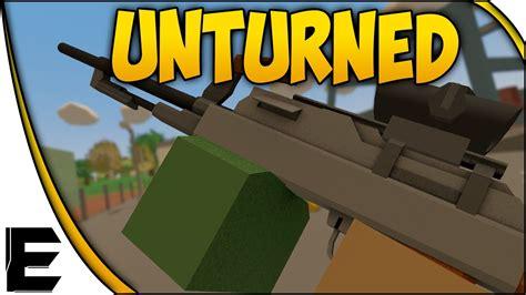 Best Sniper Rifle In Unturned 3 0