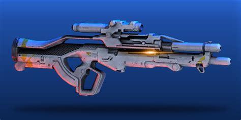 Best Sniper Rifle Mass Effect 2