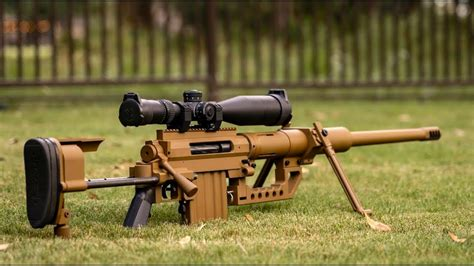Best Sniper Rifle Scope In The World