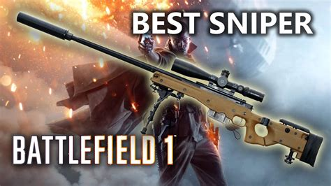Best Sniper Rifle To Unlock Battlefield 1