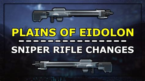 Best Sniper Rifle Warframe Plains Of Eidolon