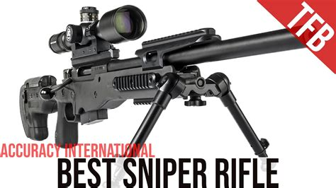 Best Sniper Rifles Ever Made