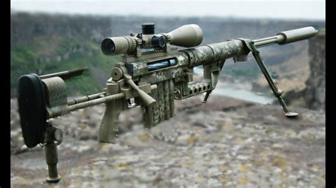 Best Sniper Rifles In The World 2017