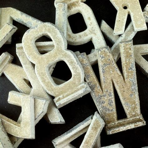 Best Steel Alhpabet Letters Figures - 1 16 Young