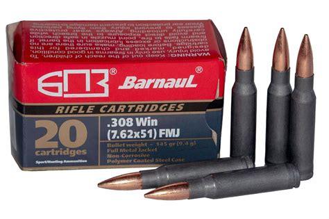 Best Steel Cased Ammo 308