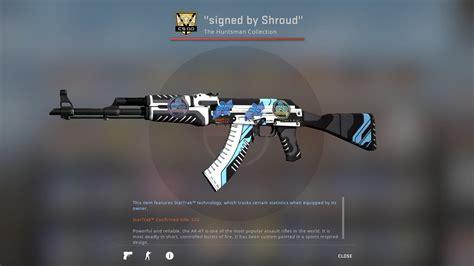 Best Sticker Combo With Stattrak Ak 47 Vulcan