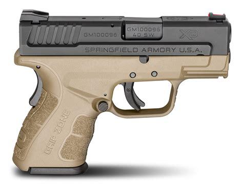 Best Subcompact 40 Caliber Handgun