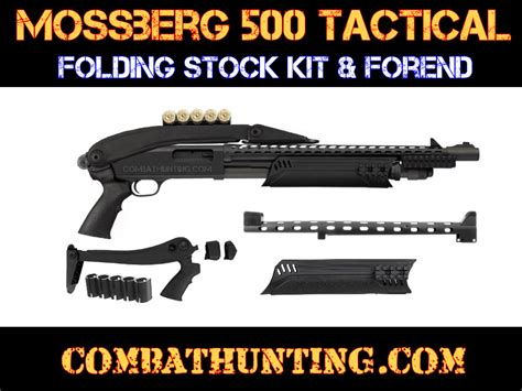 Best Tactical Accessories For Mossberg 500