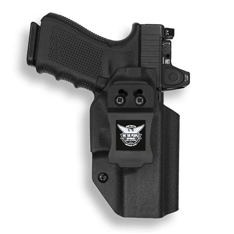 Best Tactical Holster For Glock 19 With Red Dot