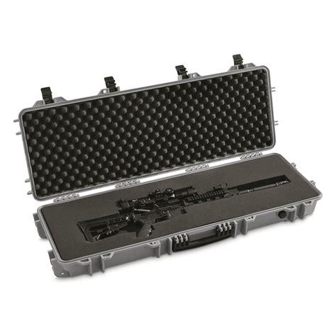 Best Tactical Rifle Hard Case