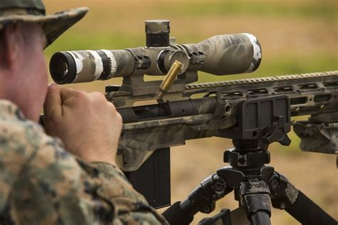 Best Tactical Rifle Scopes 2018
